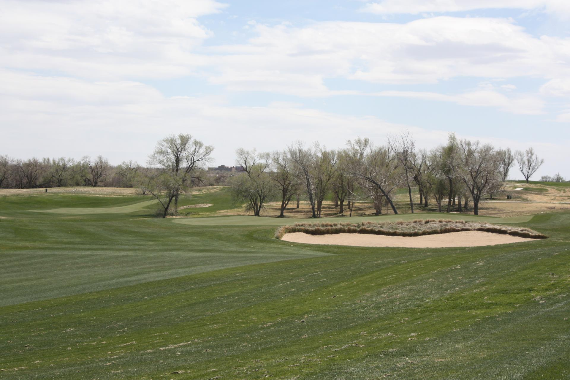 Mustang Golf Course 10