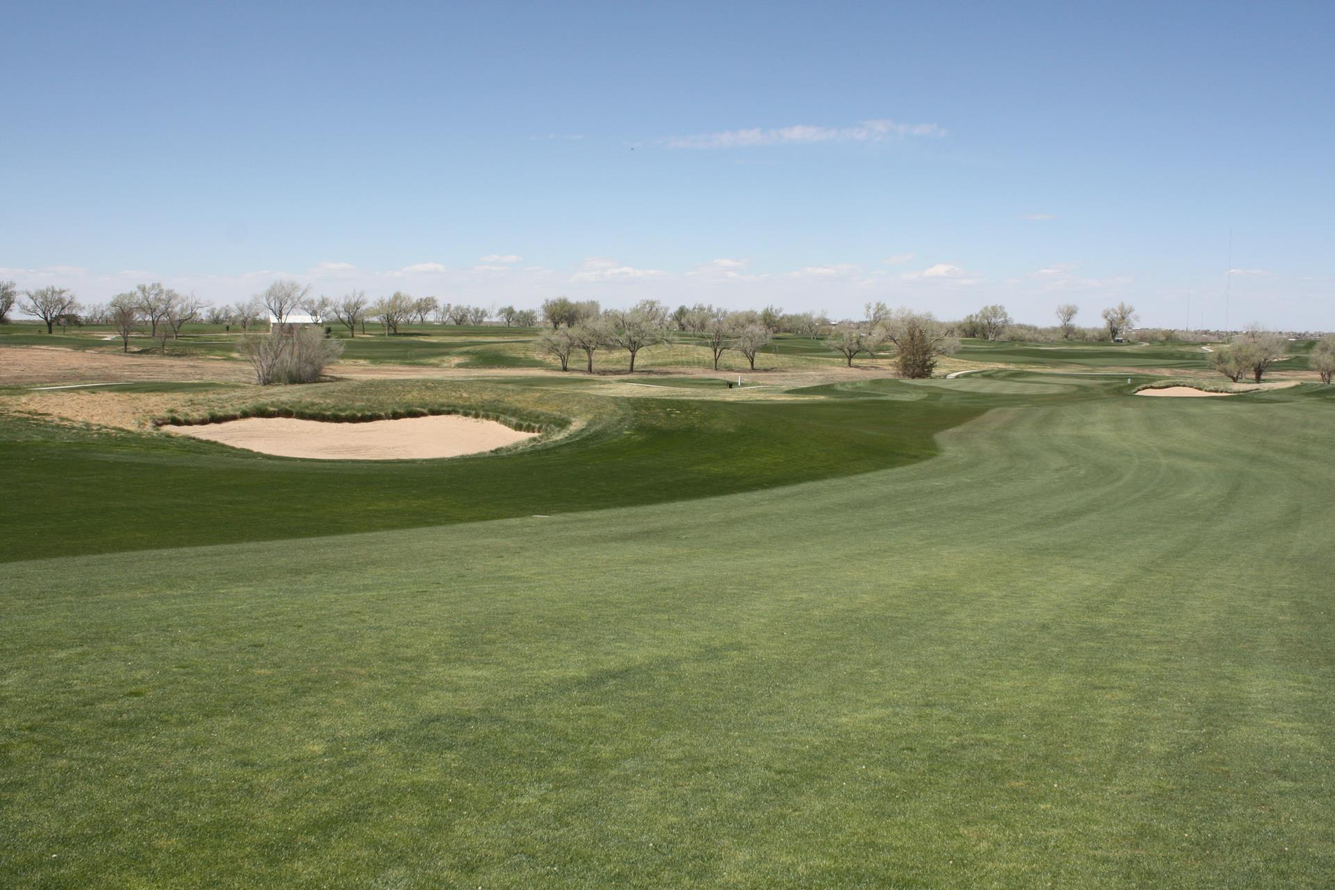 Mustang Golf Course 11