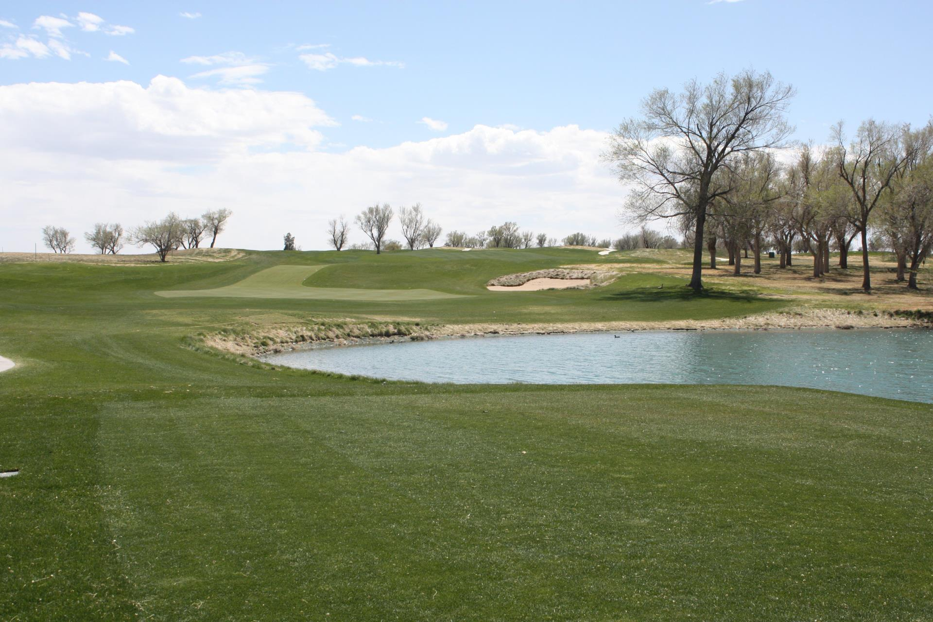 Mustang Golf Course 13