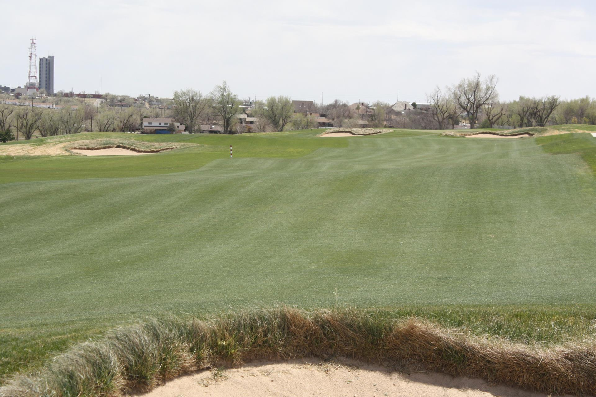 Mustang Golf Course 15