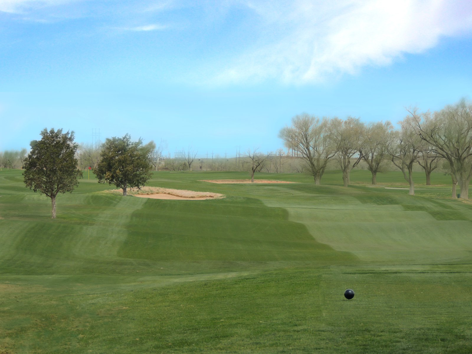 Mustang Golf Course 16