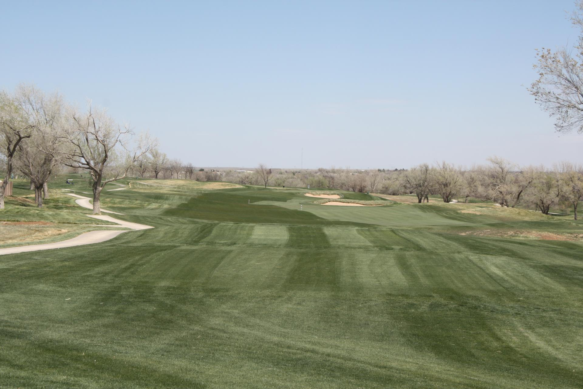 Mustang Golf Course 5