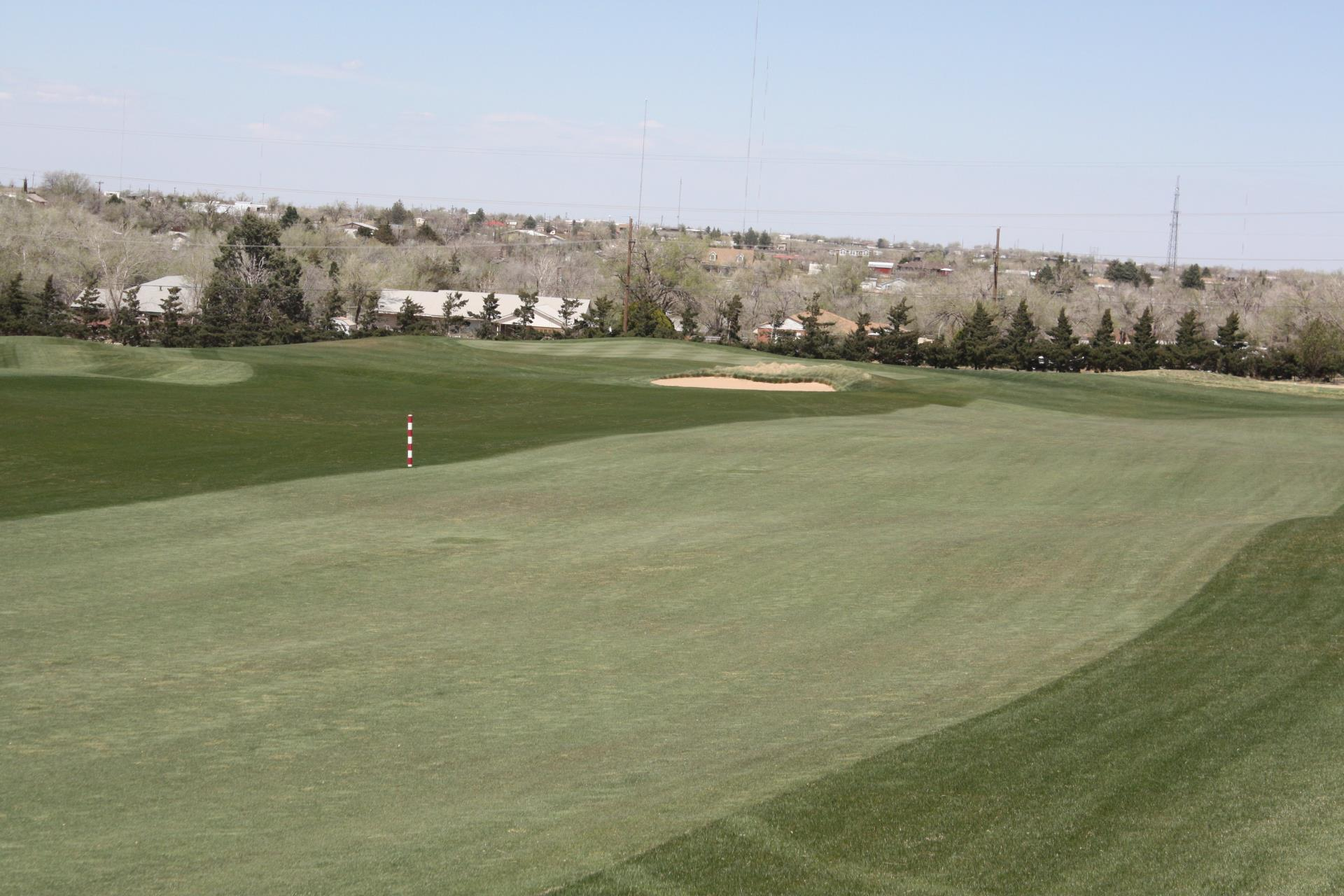 Mustang Golf Course 7