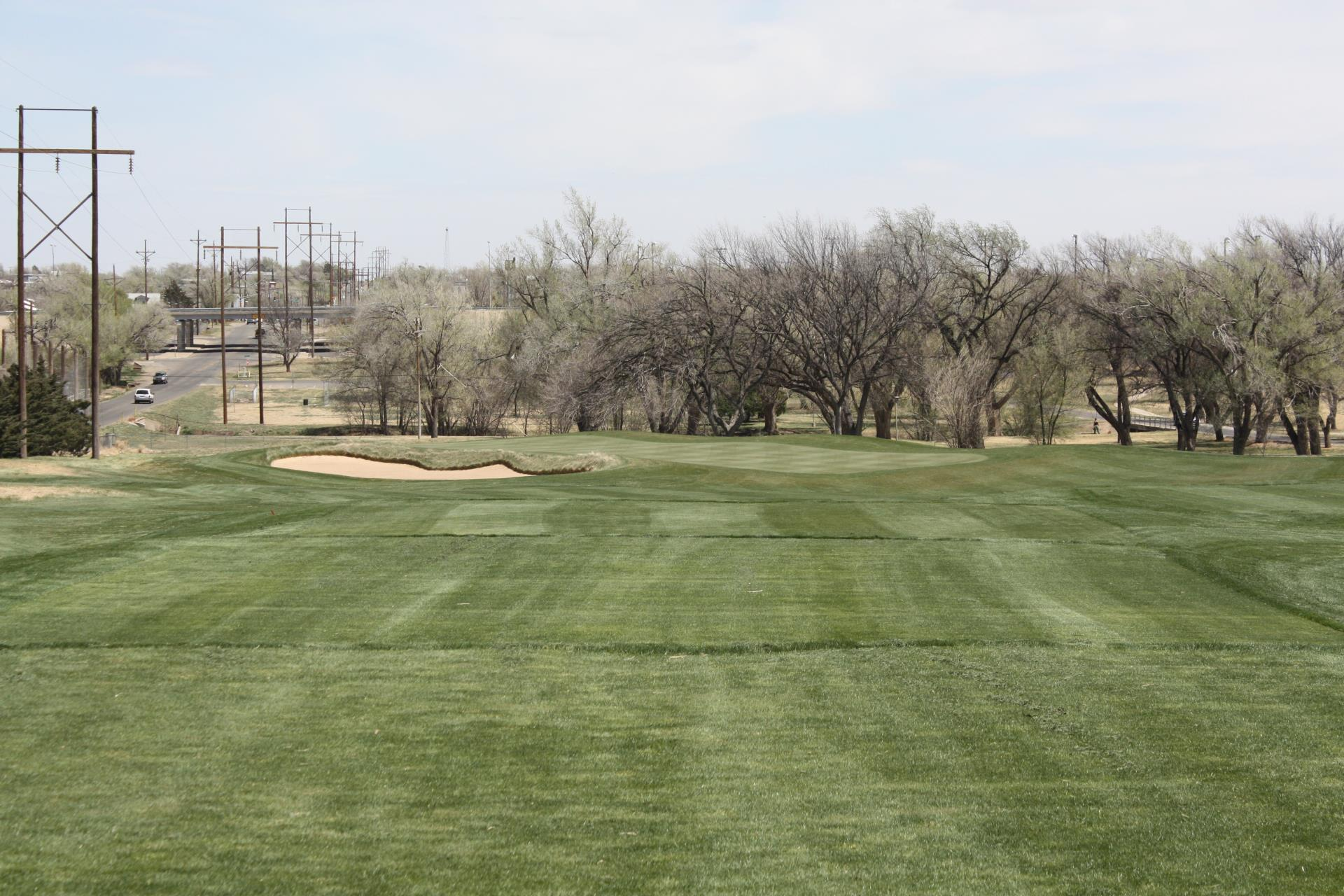 Mustang Golf Course 9